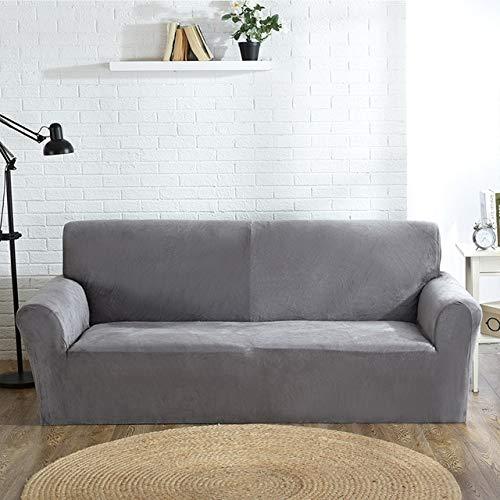 CHLM Funda de sofá para Sala de Estar Funda de sofá Funda de sofá Estiramiento 1/2/3/4 plazas