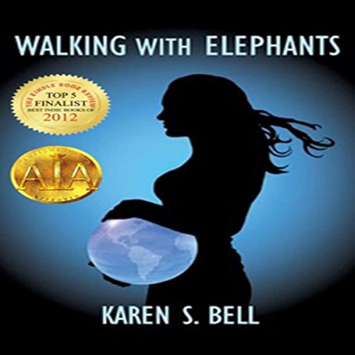 Walking with Elephants audiobook cover art