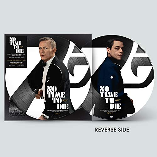 No Time To Die (Picture Disc)