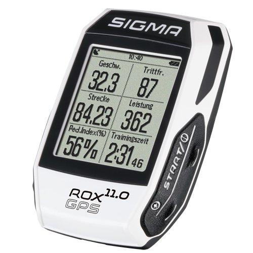 ROX 11.0 GPS ROX 11.0 Basic Fahrradcomputer GPS, Weiss, One Size - 3
