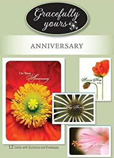 Scripture Greeting Cards - KJV - Boxed - Anniversary -