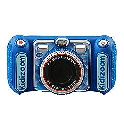 Vtech 80-520004 Kinderkamera, blau