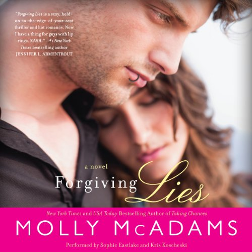 Forgiving Lies audiobook cover art