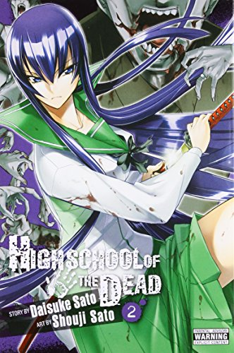 Highschool of the Dead, Vol. 2