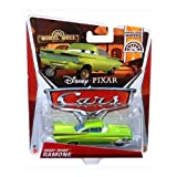 All your favorite characters from the Disney Pixar film CARS 2 in 1:55th scale. With authentic styling and details these die cast characters are perfect for recreating all the great scenes from the movie. Collect them all!