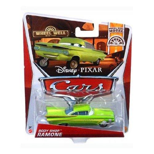 Disney Cars Cast 1:55 - Fahrzeugauswahl Sort.1 Ramone Body Shop