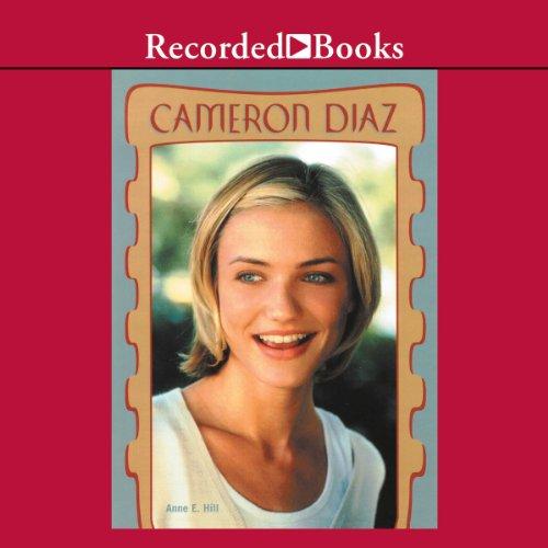 Cameron Diaz audiobook cover art