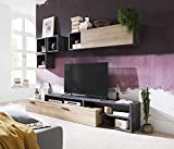 Zoom IMG-1 parete attrezzata trenton soggiorno salotto