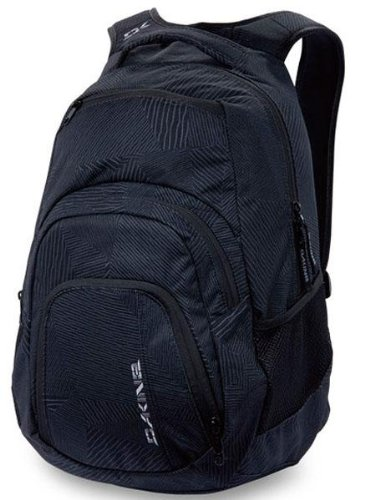 DAKINE Campus Pack LG black pathes