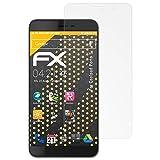 atFolix Panzerfolie kompatibel mit Coolpad Porto S Schutzfolie, entspiegelnde & stoßdämpfende FX Folie (3X)