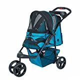 PETIQUE Mermaid Pet Stroller, Mermaid, One Size (ST01501103)