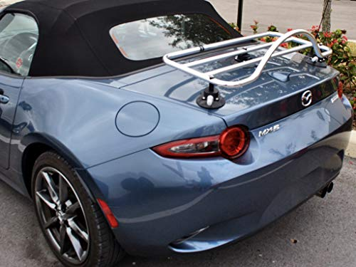 Mazda Miata ND Luggage Rack - Sirius Antenna or Spoiler Revo-Rack PA