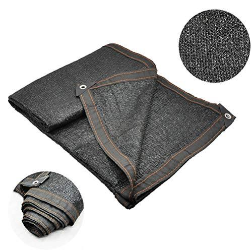 F-S-B polyethyleen parasol, netweefsel, zwart, zonwering, buiten, isolerend, warmte-isolatie, voor kas, schaduw, koeling van het dak van de auto