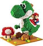 Zenghh 2209 Pz Pellet Bead 3D Cubic dell'Assemblea di puzzle delle particelle Toy Assemblea interessante puzzle giocattoli del bambino diamante del fumetto degli animali Assemblea Particelle Mario e f