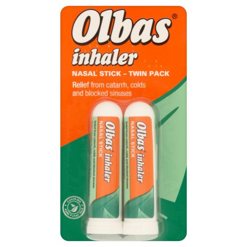 Olbas Nasal Inhaler 695mg Pack of 2