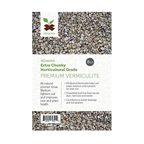 xGarden Horticultural Grade Premium Vermiculite