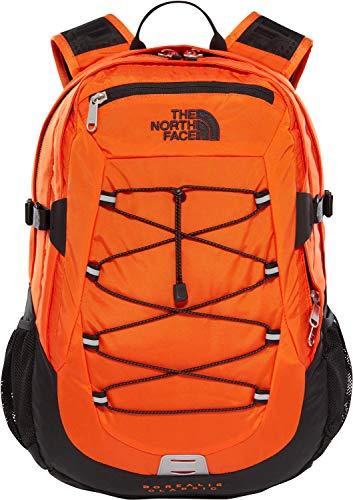North Face Borealis Classic, Zainetto Unisex-Adulto, Multicolore (Persian Orange/TNF B), 22x34.5x50 Centimeters (W x H x L)