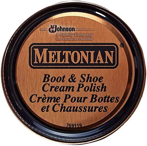 Meltonian Shoe Cream, Dark Cordovan Burg.