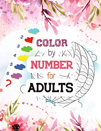 Color by Number for Adults: Guided Biblical Inspiration Adult Coloring Book, A Christian Coloring Book gift card alternative, Christian Religious Lessons Relaxing coloring book