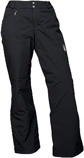 Spyder Women's Winner Athletic Fit Pant, Black, 14-Regular
