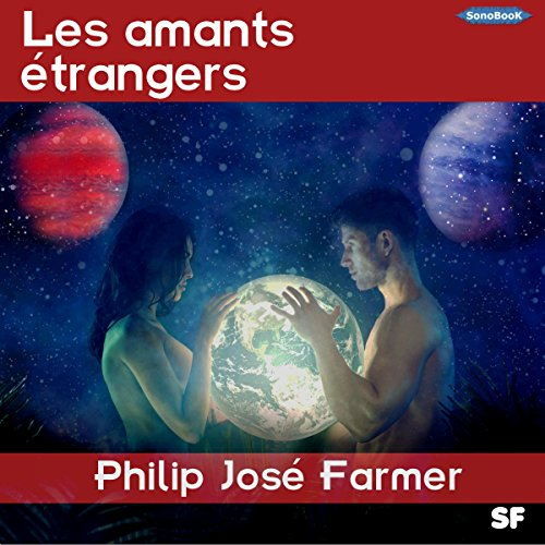 Les amants étrangers audiobook cover art