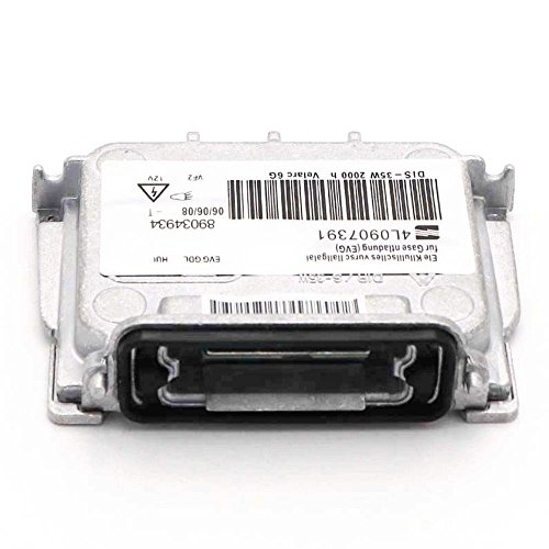 SUR-OHB Replacement D1 35W 6G 89034934/4L0907391 hid xenon ballast for 2007-2012 BMW 1 Series E81 E82 E88 E87 Headlight Ballast Control Unit