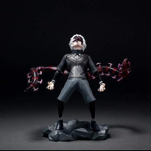 464684 Jin Muyan Juguete Juguete Estatua Modelo De Juguete De Tokio Ghoul Modelo De Dibujos Animados Colección De Personajes   15 CM Decoración Souvenir Juguete