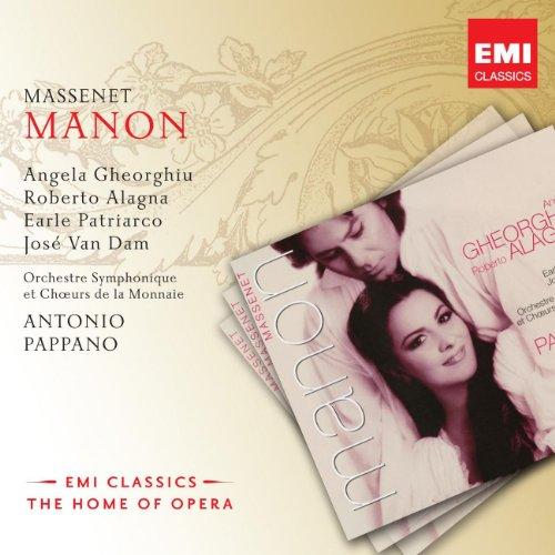 Manon, Acte 3, Tableau 1: Bonjour! Poussette!...Dig Et Dig Et Don! (Guillot/Poussette/Javotte/Rosette/Brétigny)