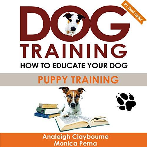 Dog Training audiobook cover art