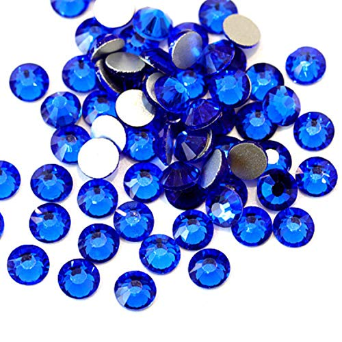 Brilliant Colors стразы Non Rhinestones Crystal Glass Strass Flatback Glue On Nail Art Rhinestone Y3522