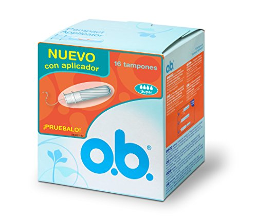 COMPACT Applicator f.o.b.Tampons super 16er 16 St