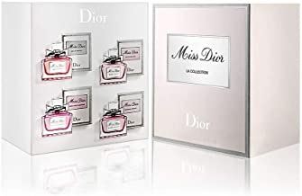 Christian Dior Miss Dior Mini Variety 4-Piece La Fragrance Collection for Women