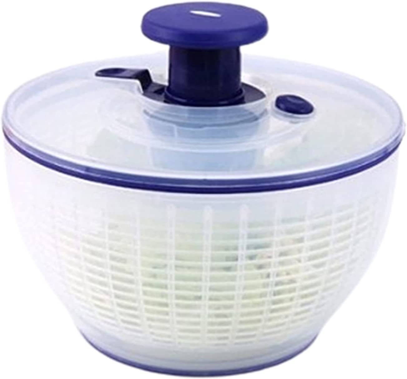 Salad Spinner Manual Spin SEAL limited product Limited time for free shipping Fruits Device Vegetables Lettuce