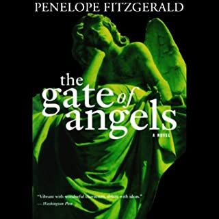 The Gate of Angels audiobook cover art