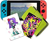 NFC Tag Game Cards compatible with Splatoon 2 Switch - 16pcs Cards with Cards Holder