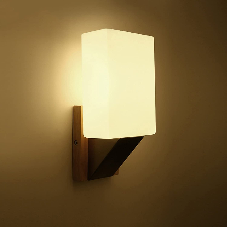QFF Warmth Modern Einfache Nachttischlampe Kreative Schlafzimmer Wandleuchte Korridor Lights Kreative Persnlichkeit Wandleuchte