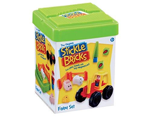 Stickle Bricks TCK05000 Farm Set