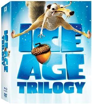 Ice Age Trilogy [Blu-ray]