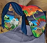 Zelt Kinderzimmer Schlafzimmer Dream Zelte Indoor ZeltDream Tents Kinder Schlafzimmer Dekoration (Dinosaurier) - 3