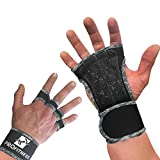 ProFitness Neoprene Workout Gloves with Silicone Non-Slip Grip – WODs, Weightlifting, Cross...