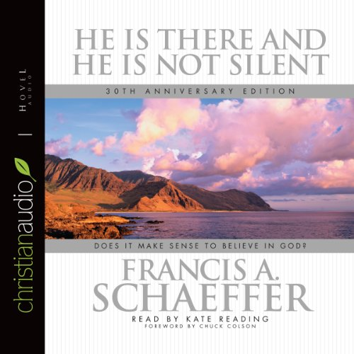 He Is There and He Is Not Silent cover art