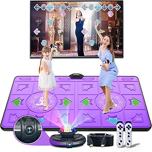 Electronic Musical Dance Mats