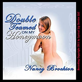 Double Teamed on My Honeymoon audiobook cover art