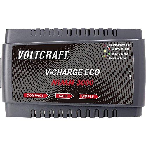 VOLTCRAFT V-Charge Eco NiMh 3000 Modellbau-Ladegerät 230 V 3 A NiMH, NiCd