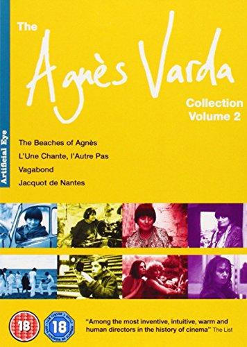 Agnès Varda Collection, Vol. 2: The Beaches of Agnes / Jacquot de Nantes / L'une chante, l'autre pas / Vagabond [UK Import] [4 DVDs] [UK Import]