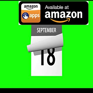 September calendar flip live wallpaper