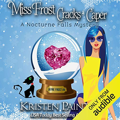 Miss Frost Cracks a Caper: Jayne Frost, Volume 4