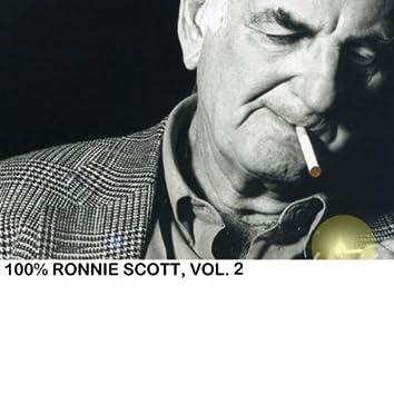 100% Ronnie Scott, Vol. 2