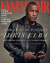 Vanity Fair Magazine (August 2019) Idris Elba Cover