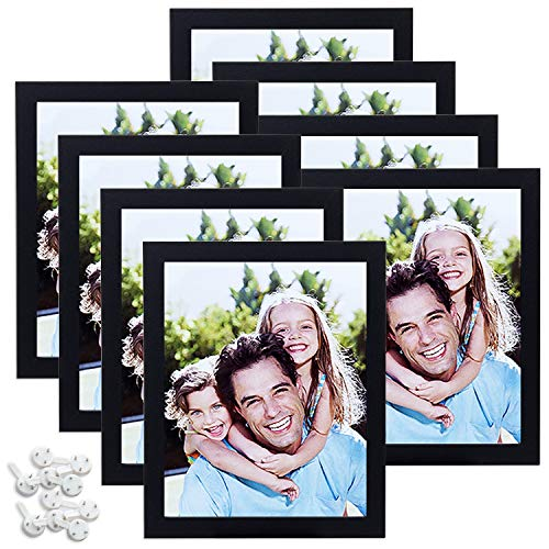 picture frames 8 x 10 black - 7